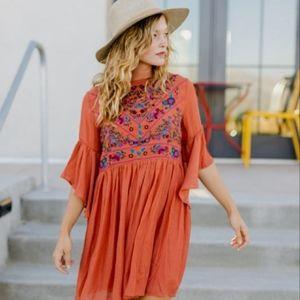 Umgee - Boho Bliss dress tunic